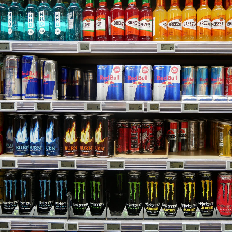 buy energy drinks for your office from SmartSentials